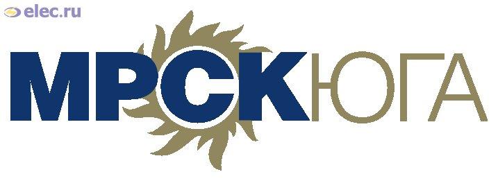 Лого мрск юга