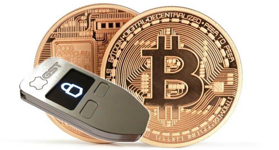 Пломбы GST - Bitcoins